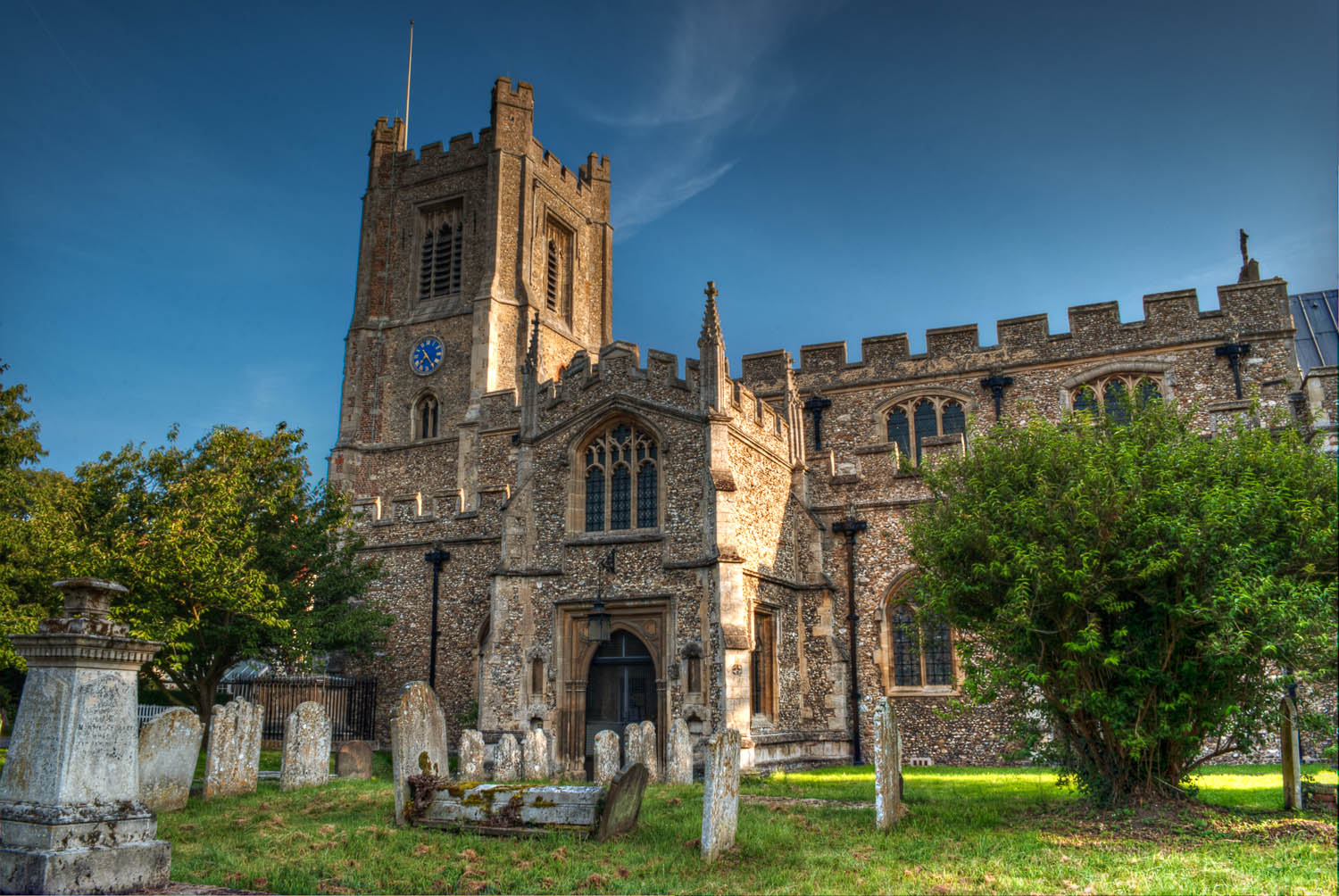 St Mary's Great Dunmow