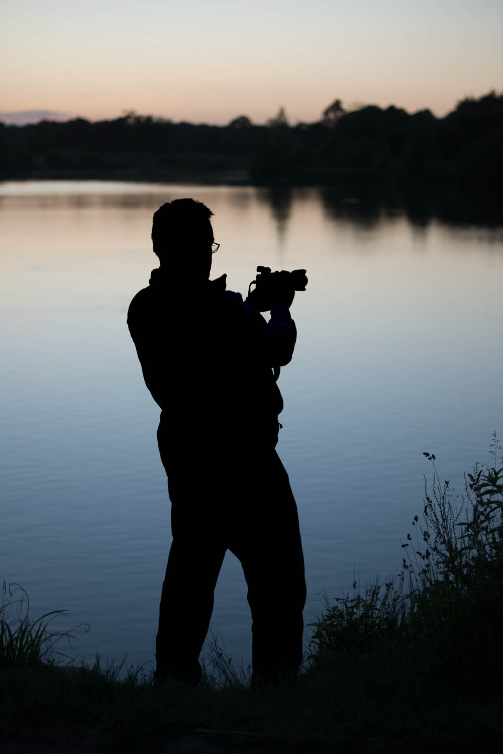 The Photographers Silhouette