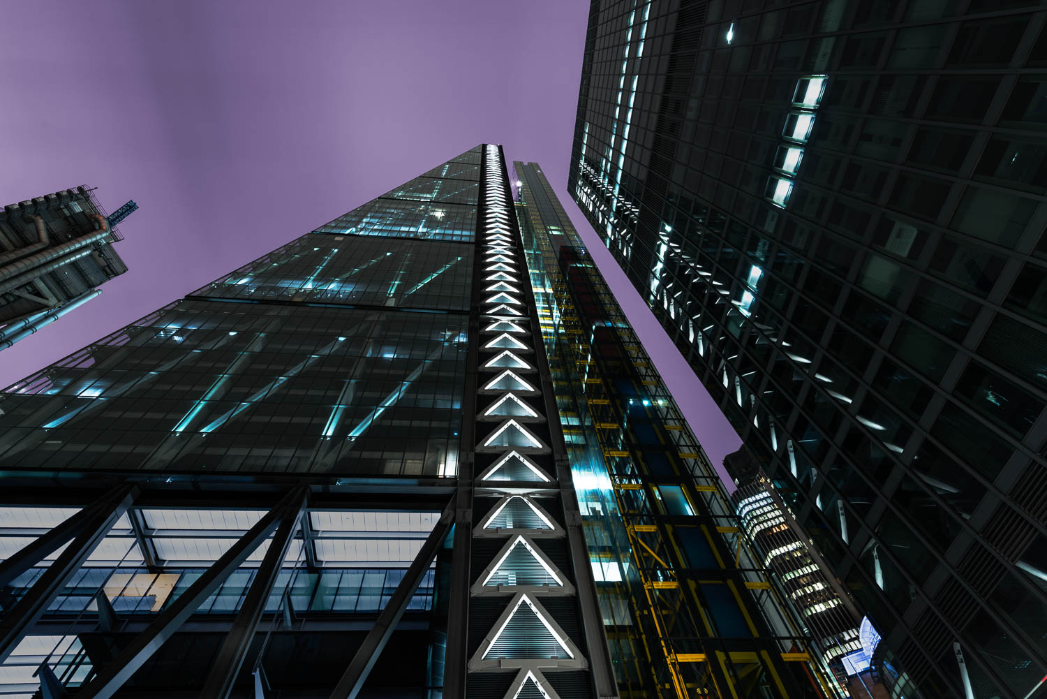 The Leadenhall Building London, City