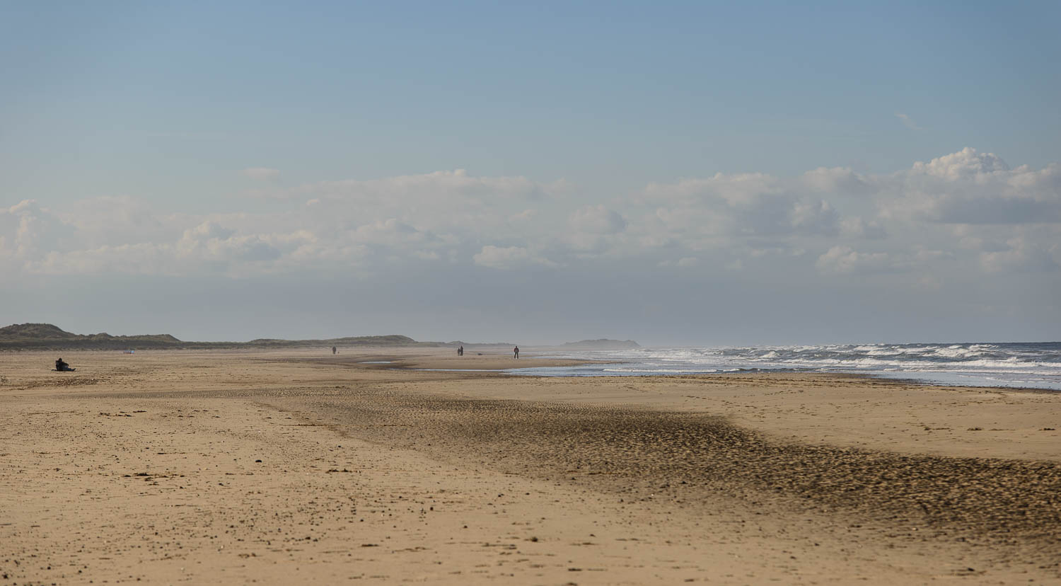 Holkham Beach, Wells-next-the-Sea, Norfolk