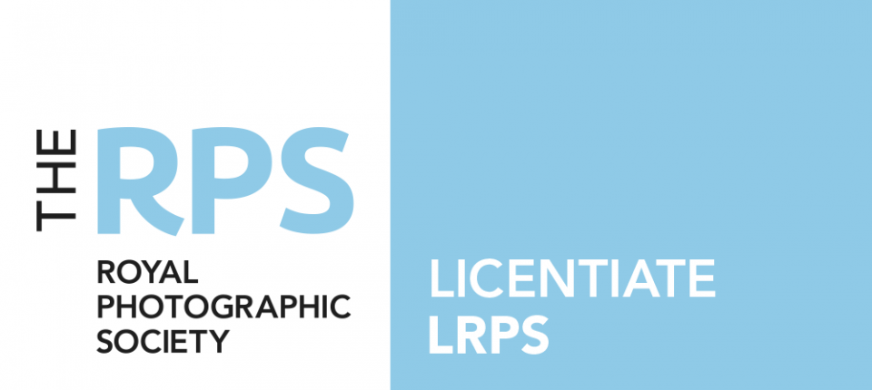 LICENTIATE OF THE ROYAL PHOTOGRAPHIC SOCIETY (LRPS)