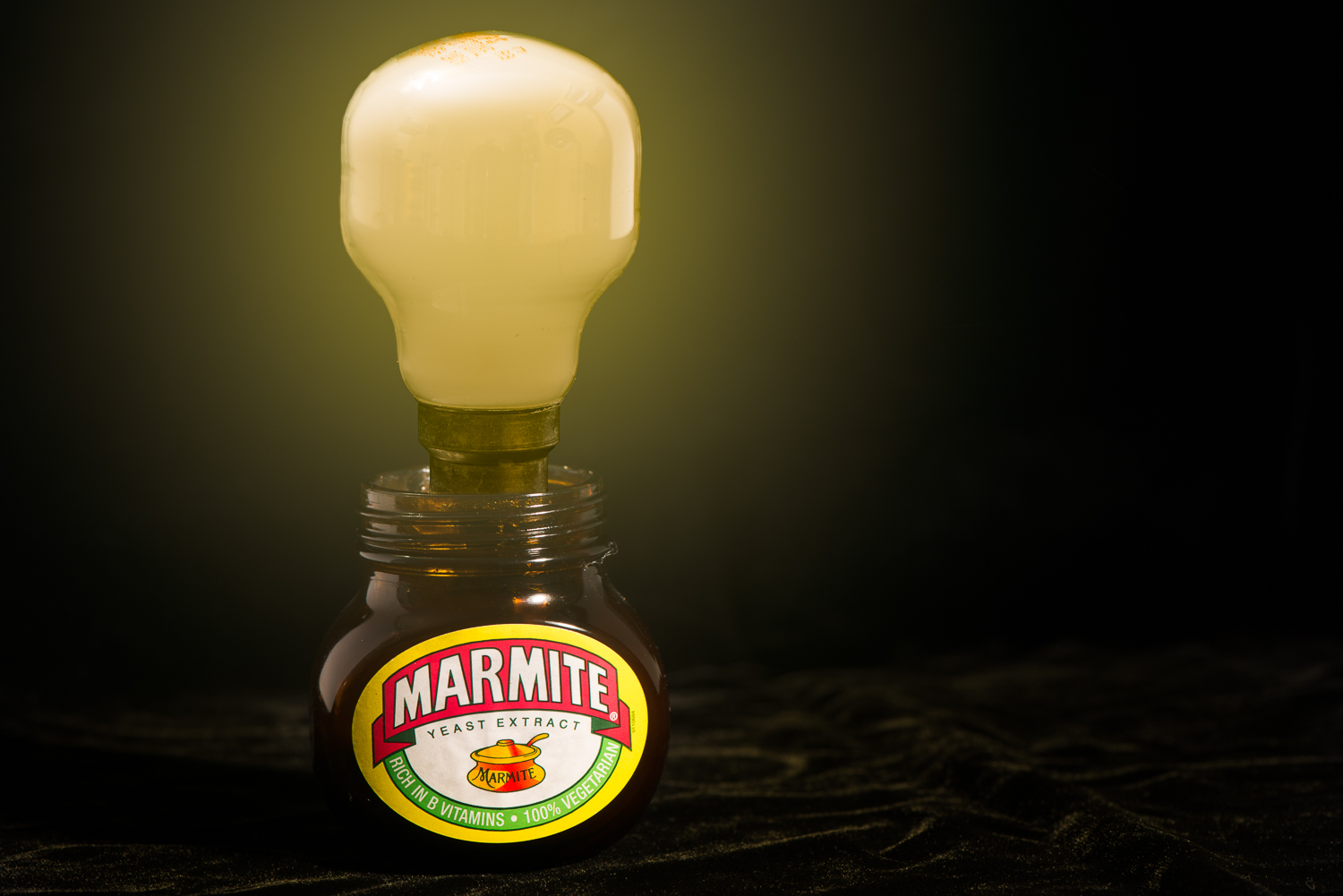 Powered By Marmite