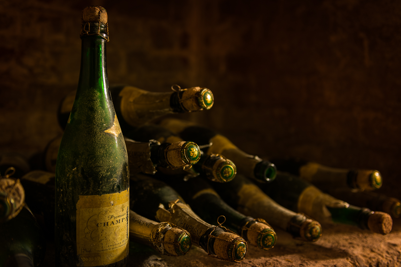 Miss Havishams Drinks Cabinet