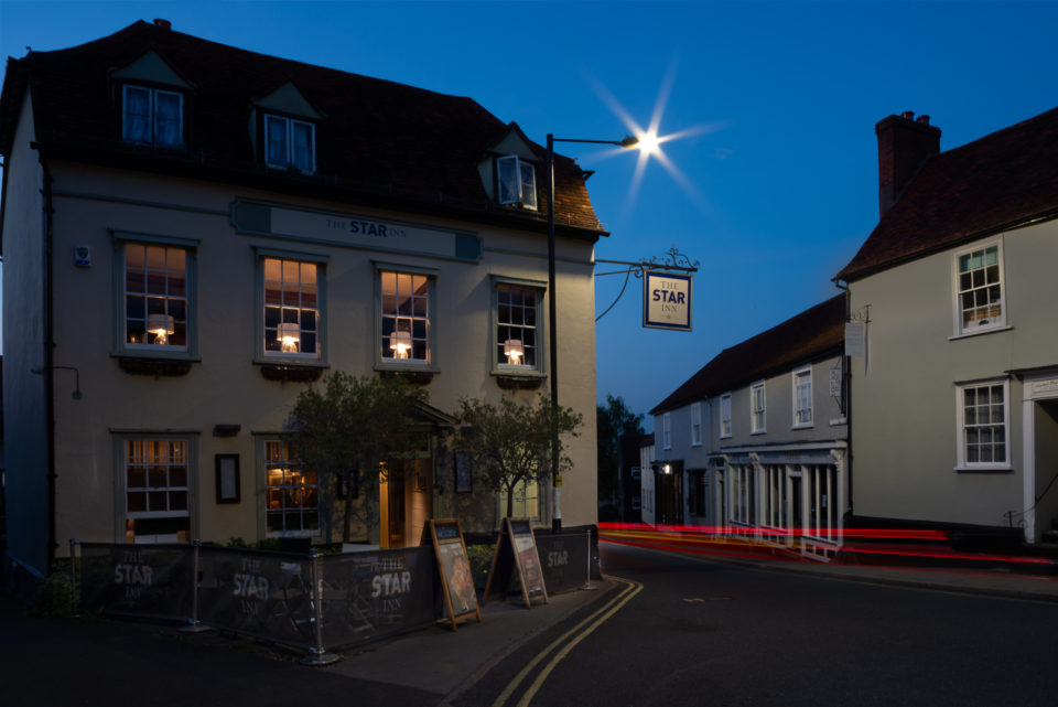 The Star Resturant, Great Dunmow, Essex
