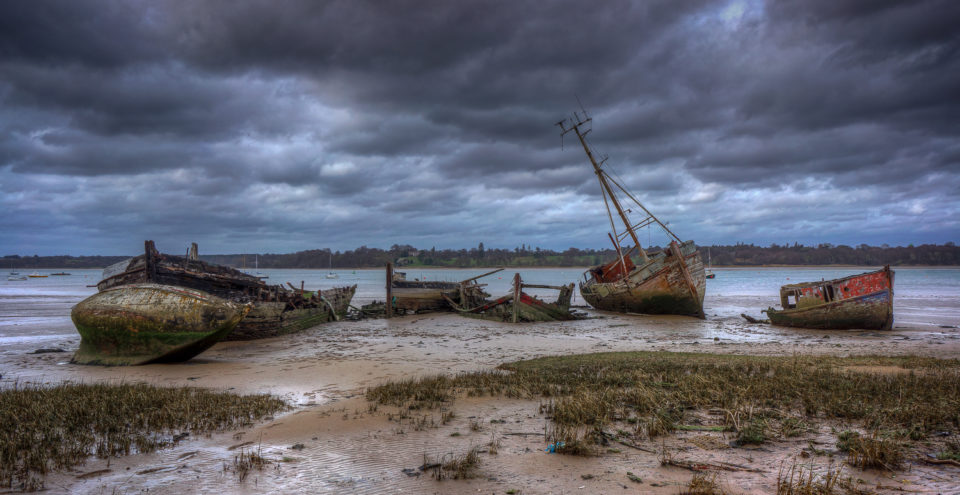 The Boats Graveyard