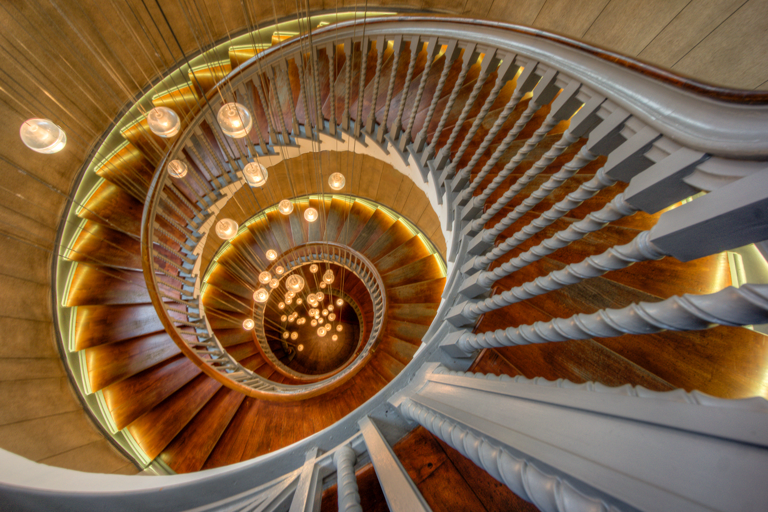 The Cecil Brewer Staircase
