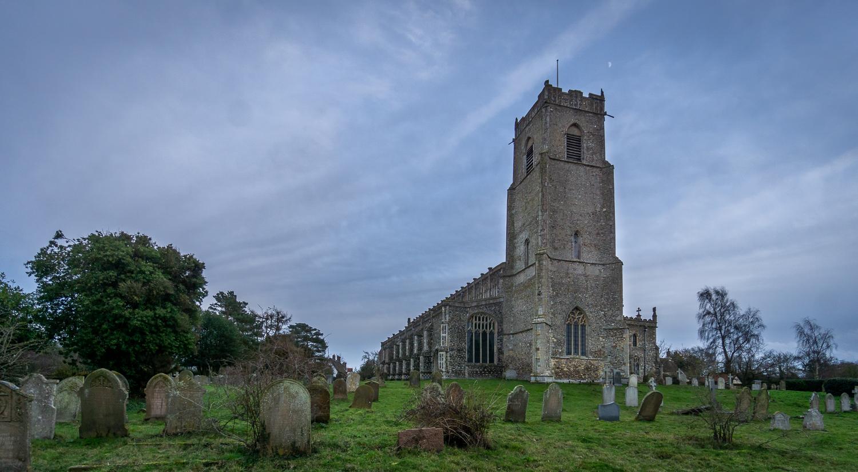 5 Views of Blytheburgh Trinity Church