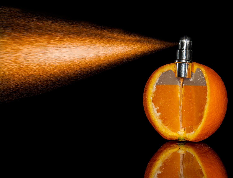 Eau de l'orange