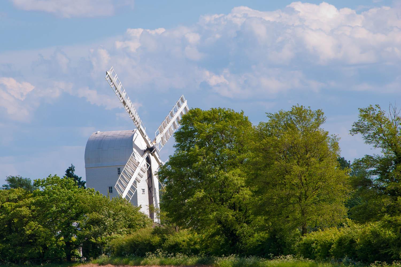 Aythorpe Roding Windmill