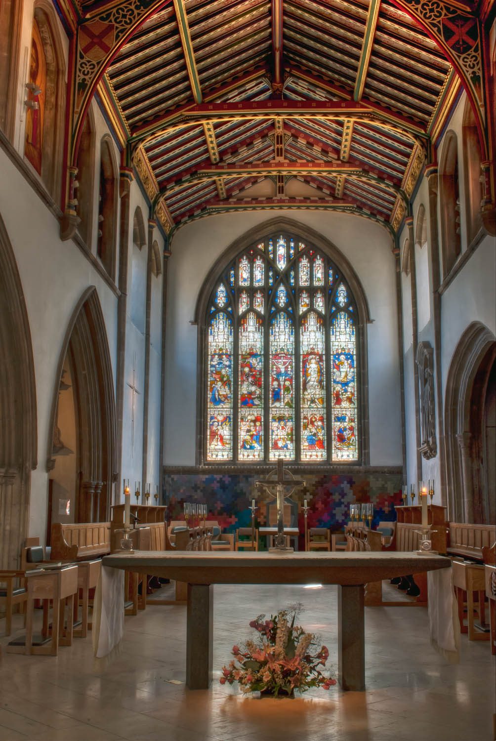 Chelmsford Cathedral Altar