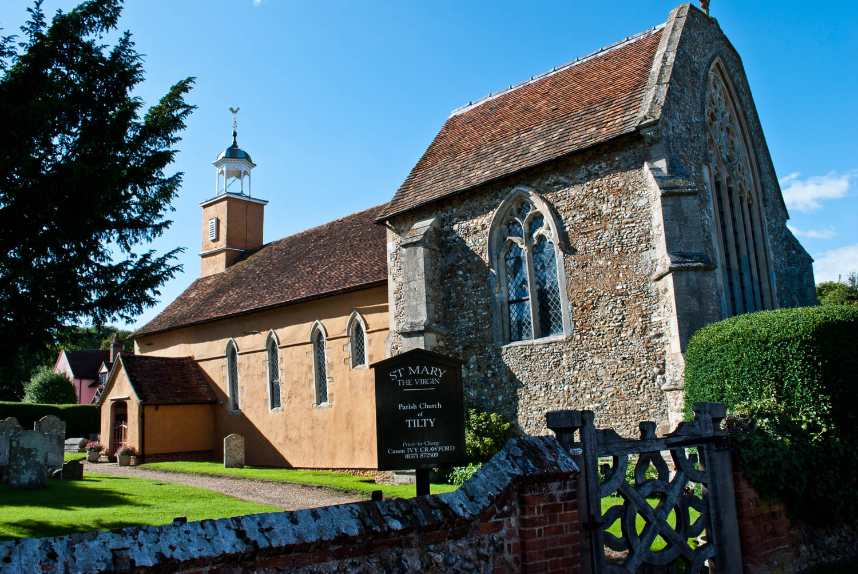 Tilty Church, Essex