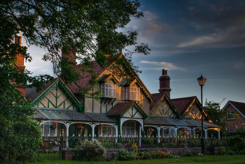 Little Easton Almshouses
