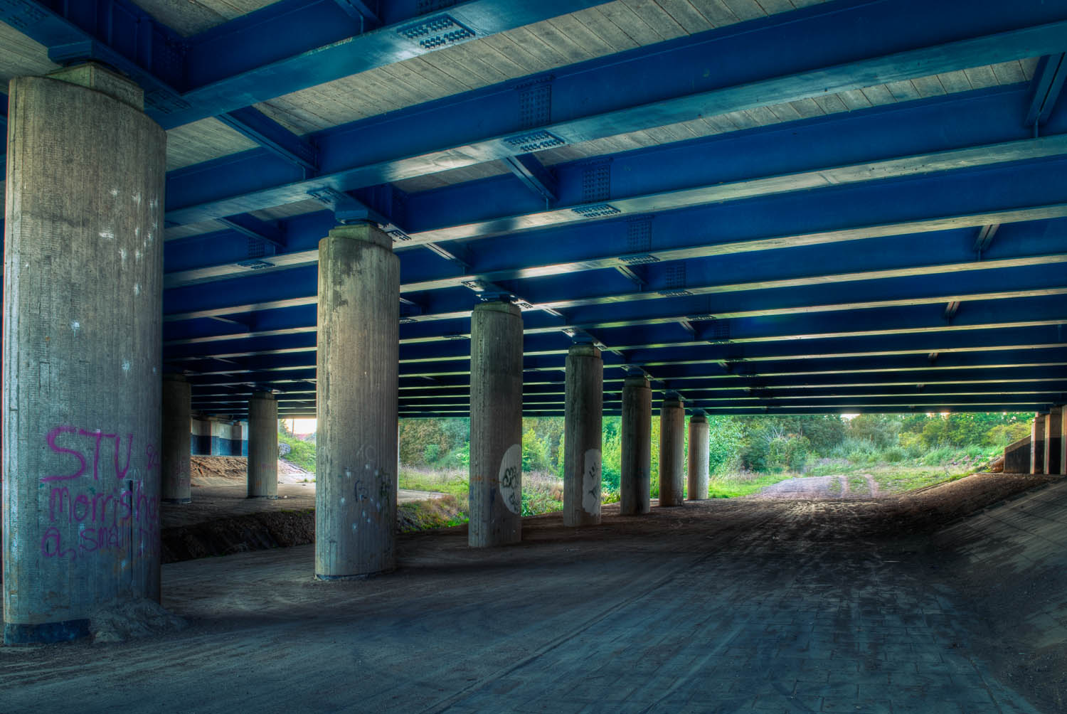 Under the A120