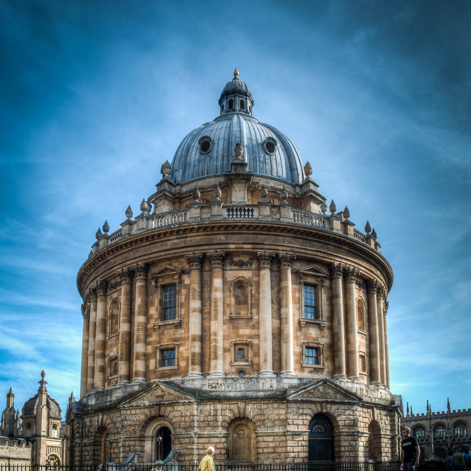 The Radcliffe Camera HDR