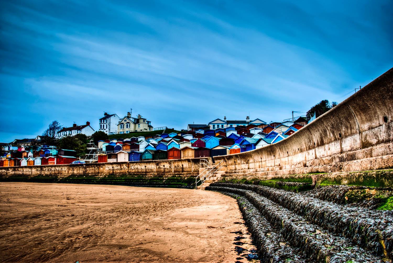 Overlooking Walton Beach