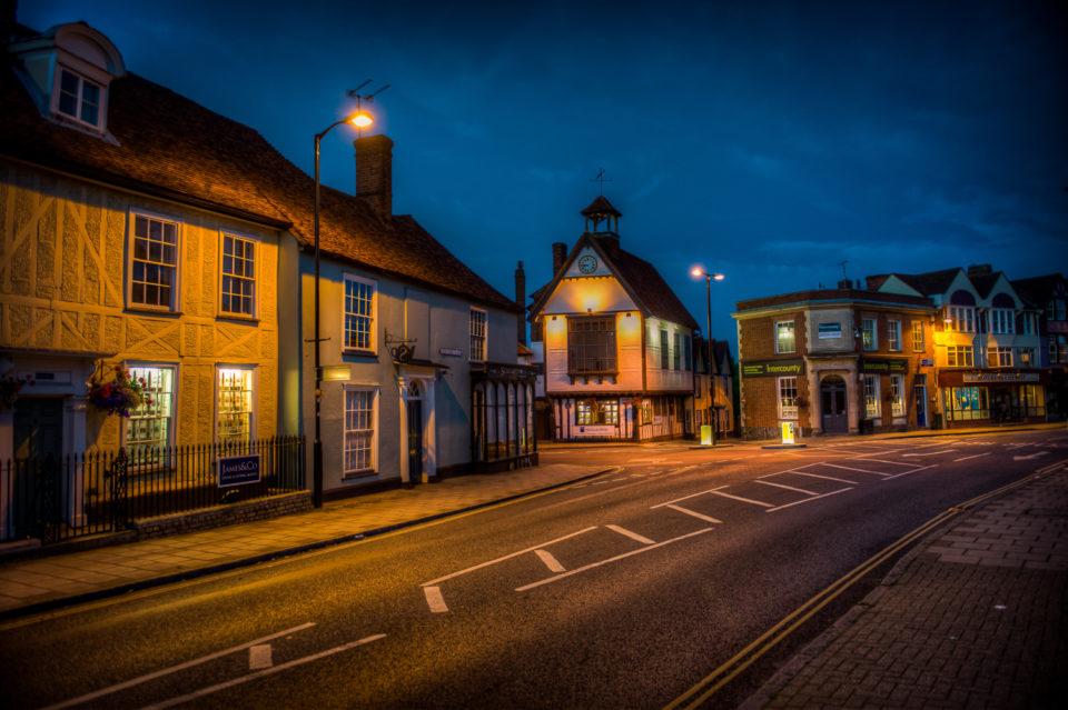 Stortford Road / Market Place, Great Dunmow, Essex