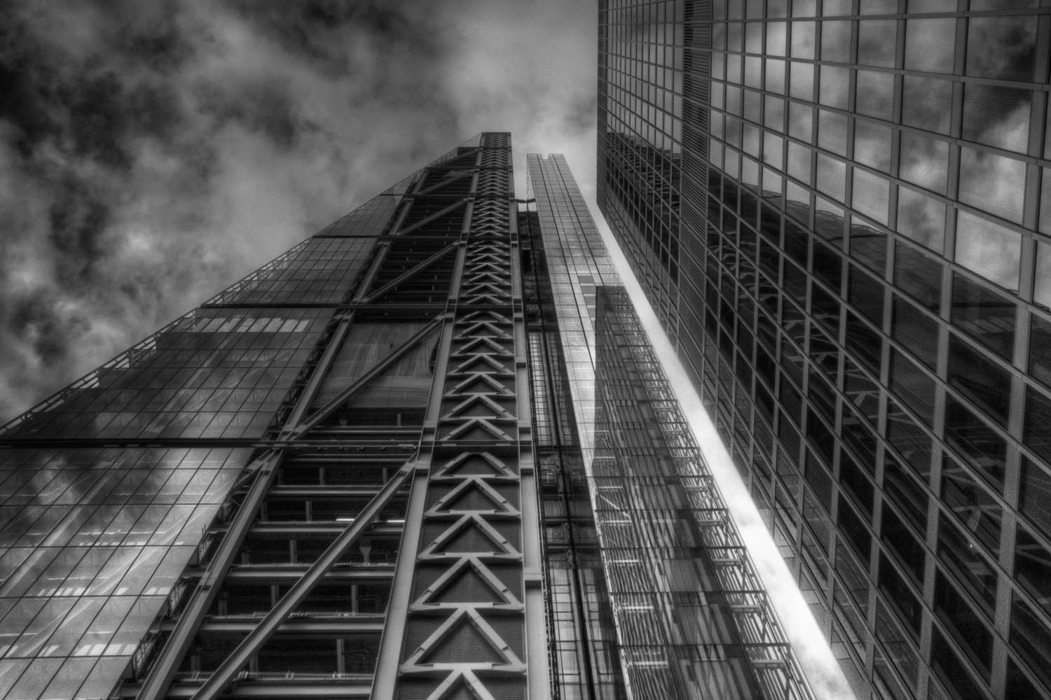 Construction of the Leadenhall Building, London