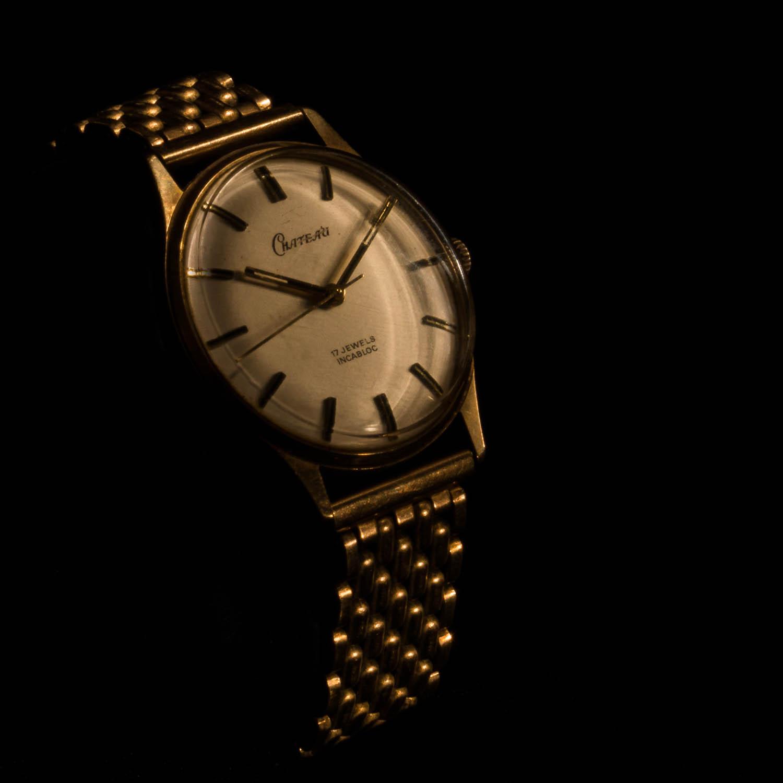 Chateau Gold Watch