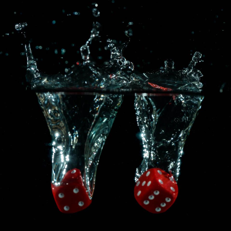 Drops of Dice
