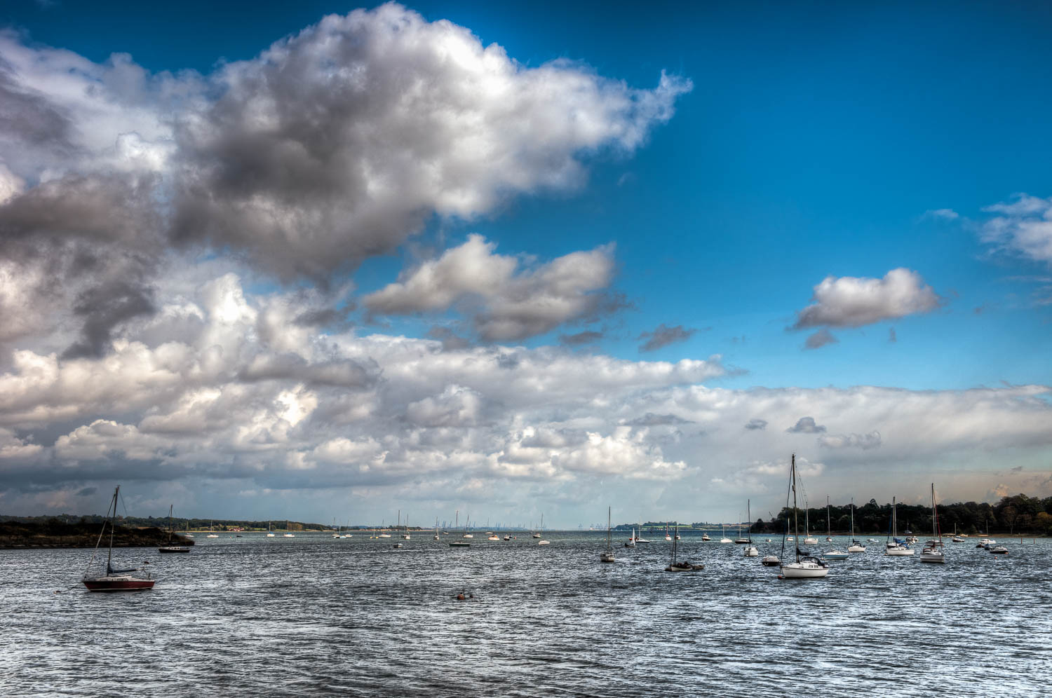The River Stour at Manningtree