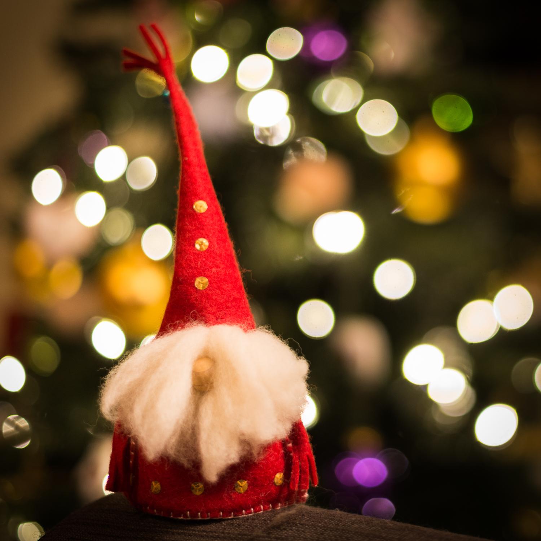 "Mr McFesto Says ""Happy Christmas"""
