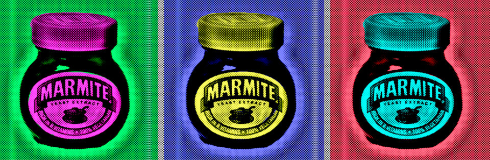 Andy Warhol's Marmite