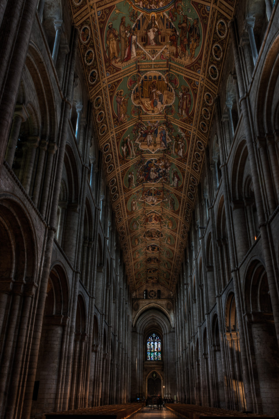 Ely Cathedral Nave