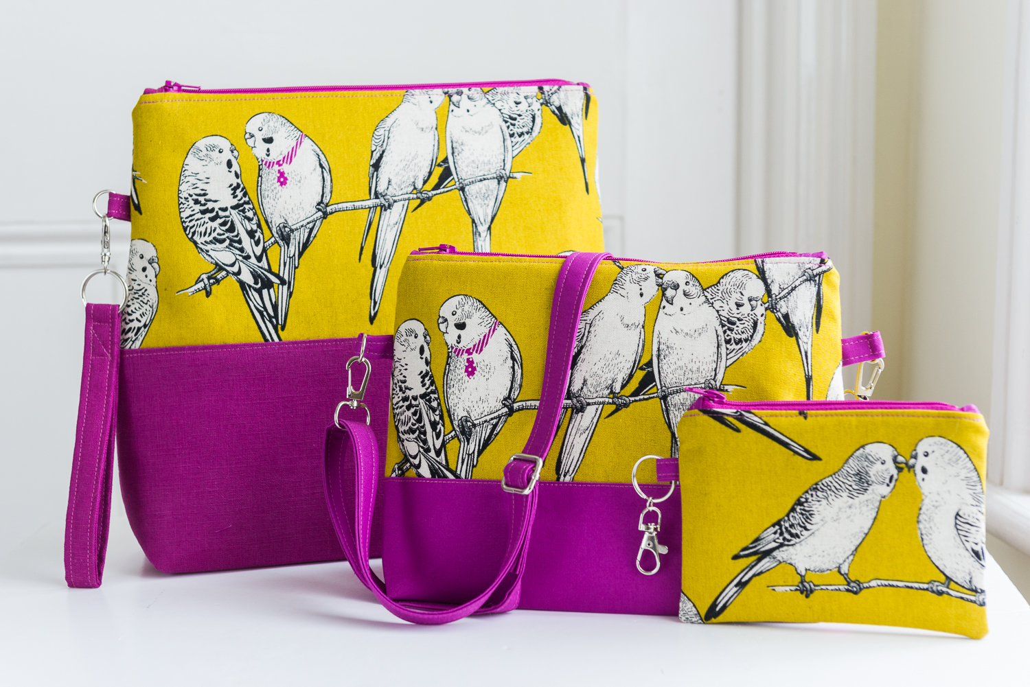 Bags of Budgies