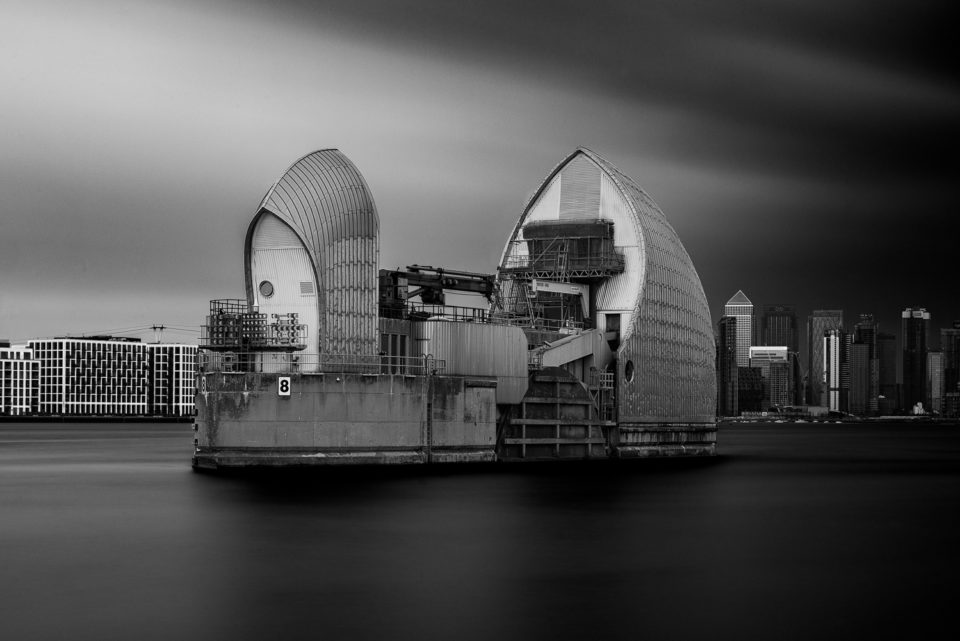 Waiting to Save London from the Rising Seas