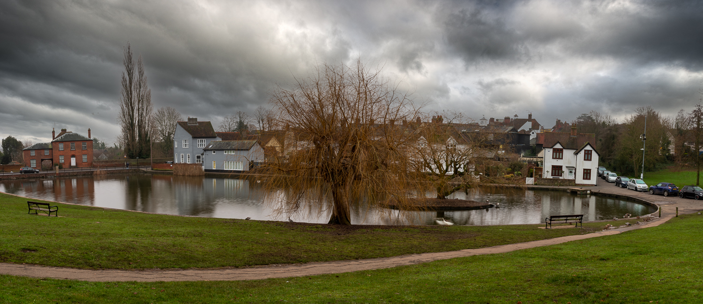 Doctors Pond, Great Dunmow, Essex
