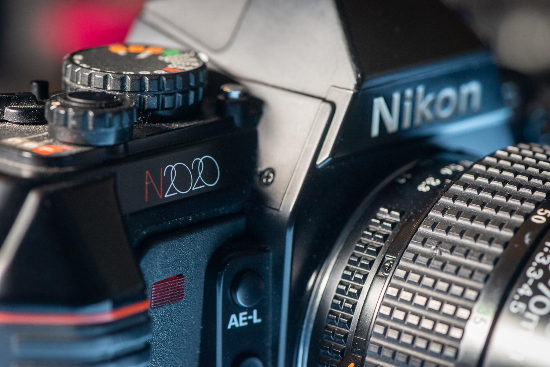 The Nikon N2020 aka F-501