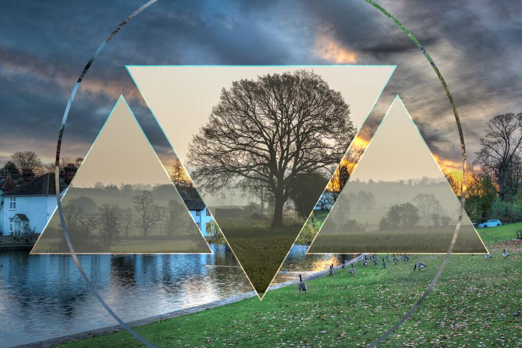 Great Dunmow Polyscape