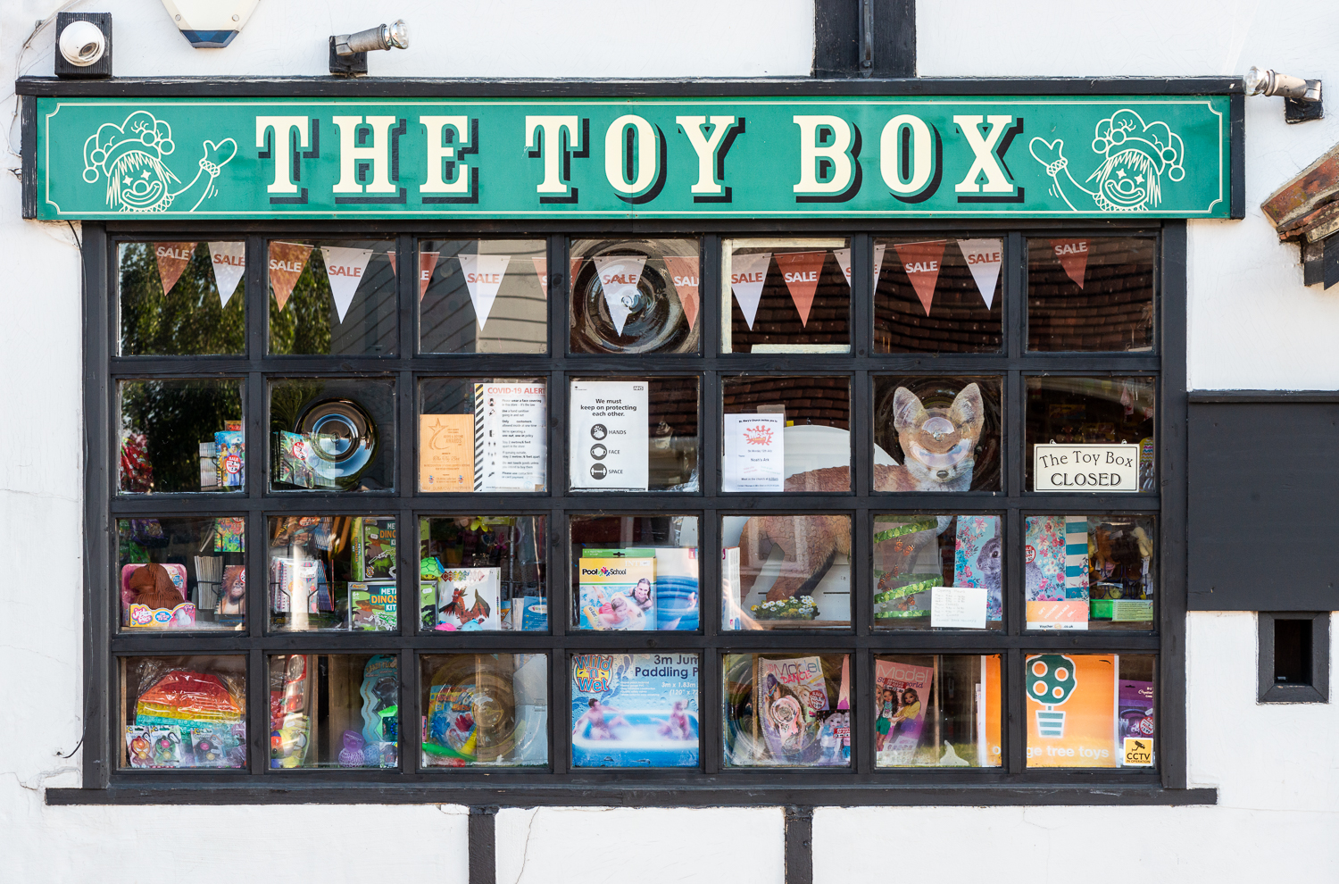 The Toy Box, Great Dunmow